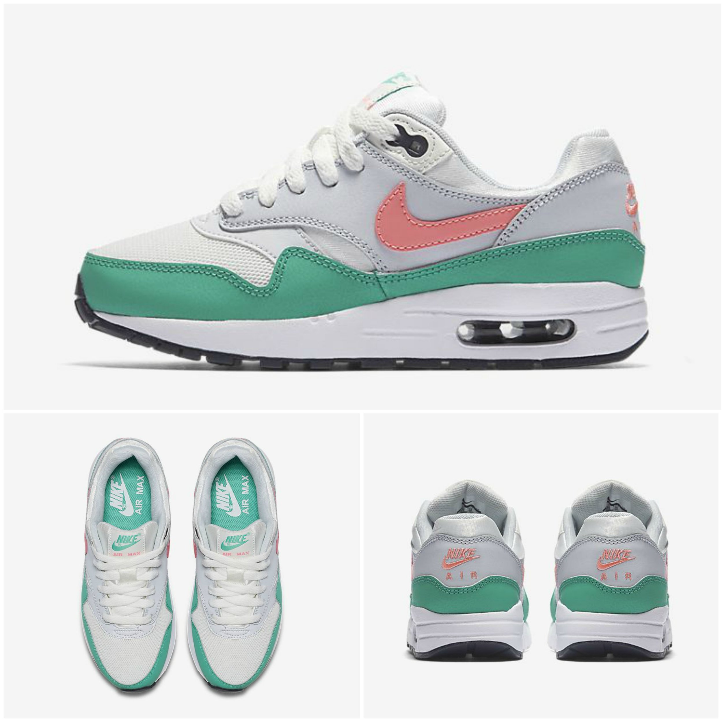 Now Available: GS Nike Air Max 1