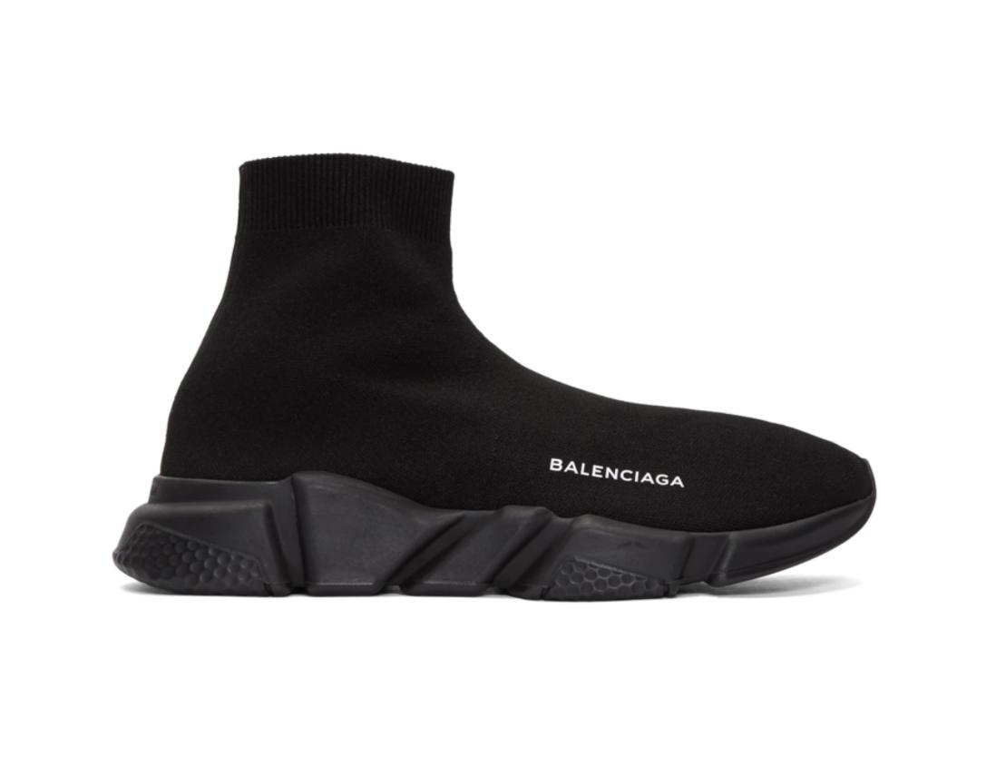 Now Available: Balenciaga Speed Sock