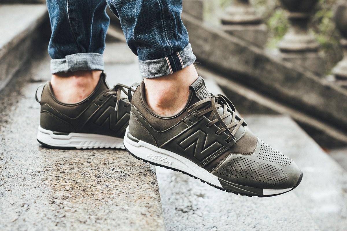 new balance 247 leather
