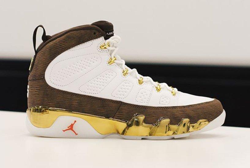 Restock: Air Jordan 9 Melo \