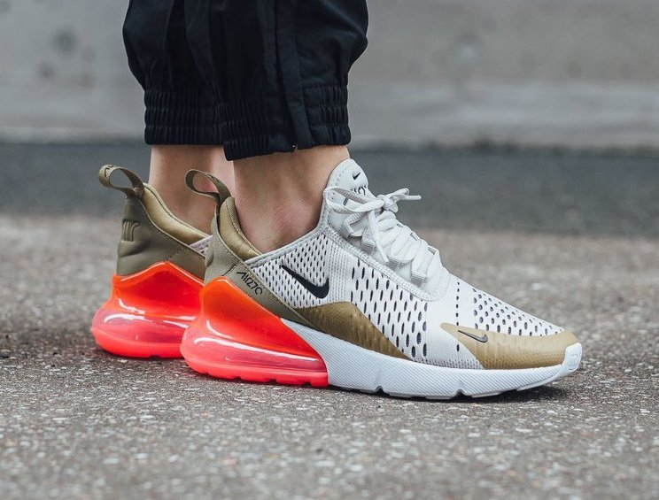 Now Available: Women's Nike Air Max 270