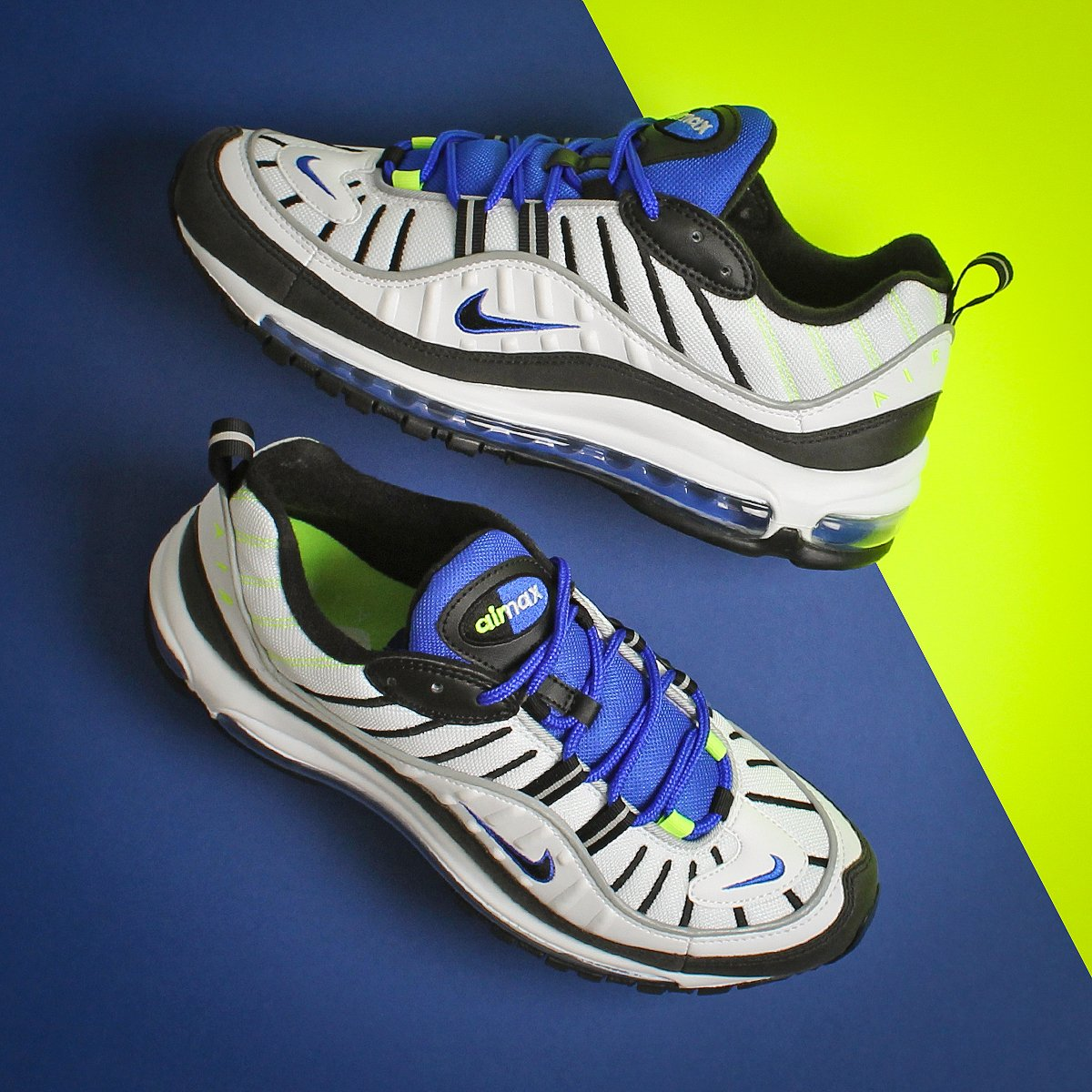 air max 98 blue racer
