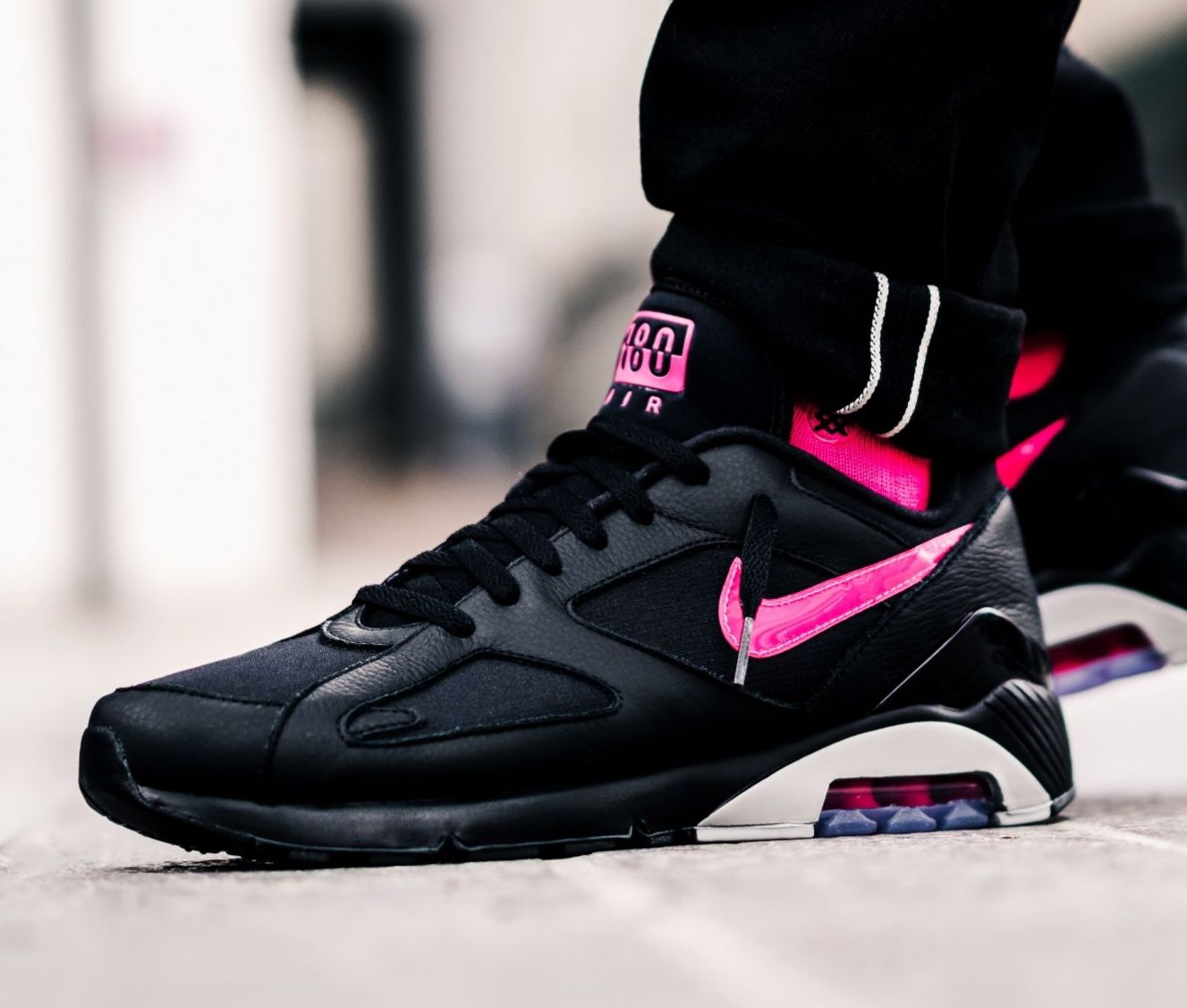Now Available: Nike Air Max 180 \