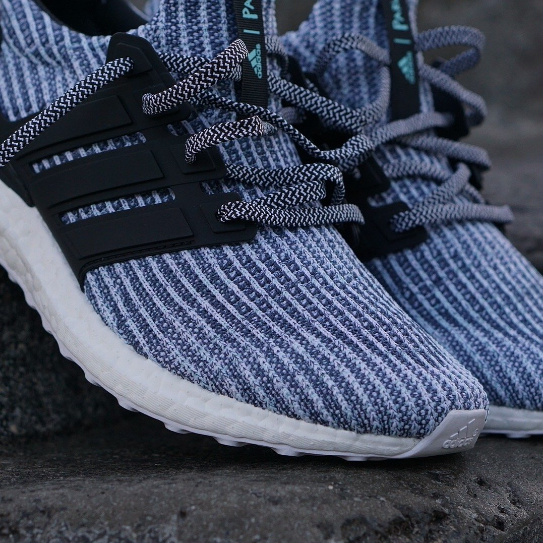 Now Available: Parley x adidas Ultra Boost 4.0