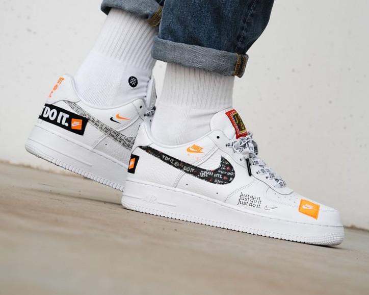 Restock: Nike Air Force 1 Low