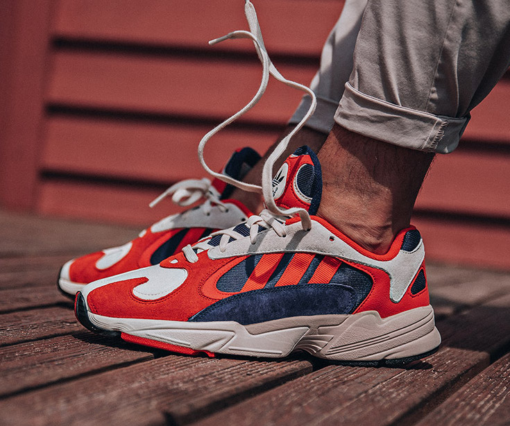 adidas yung 1 og red and white Shop