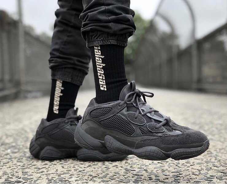 Now Available: adidas Yeezy 500