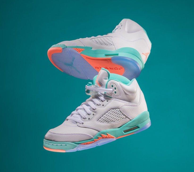 Kid's Air Jordan 5 Retro \