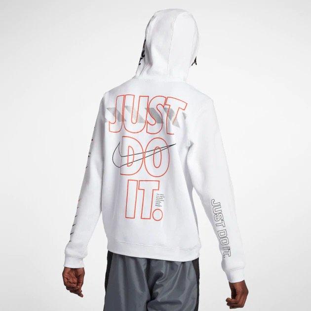 Nike Sportswear Just Do It Hoodie in