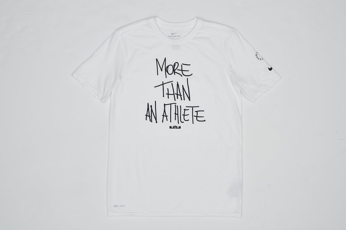 nike t shirt athlete