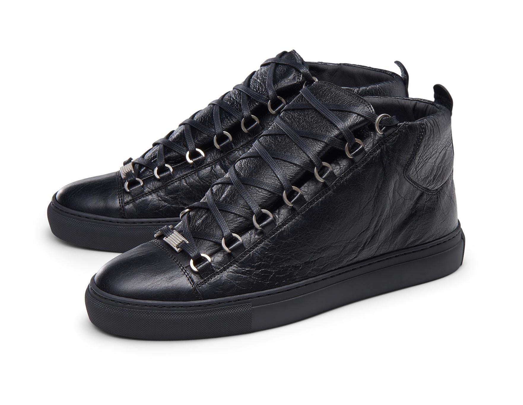 balenciaga arena high sneakers for sale