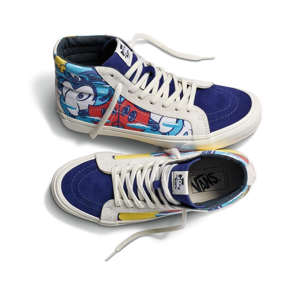Disney x Vans SK8-Hi LX \
