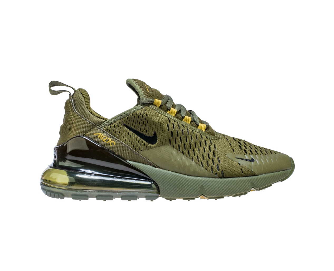 Nike Air Max 270 Triple Olive | AH8050 301 Retro Shoes