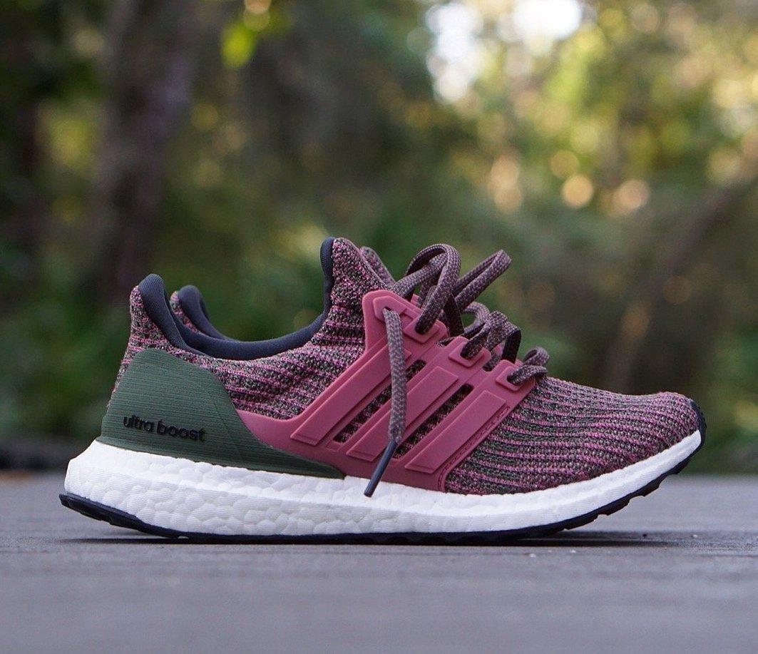 ultra boost 4.0 maroon
