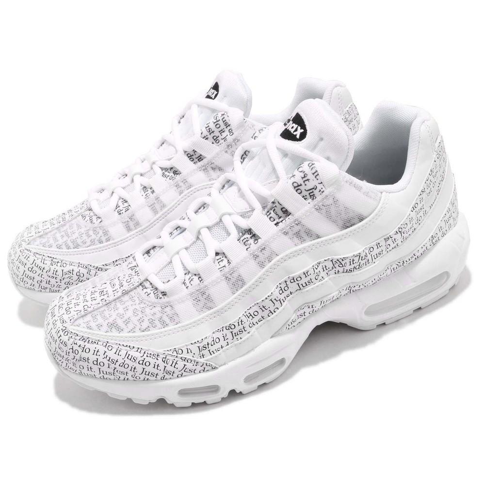 Purchase \u003e air max 95 just do it white