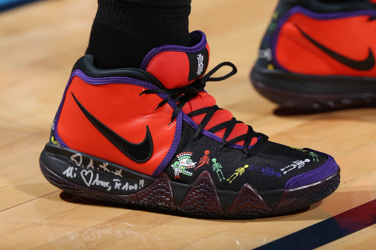 timeless design 618fe bf401 Now Available: Nike Kyrie 4