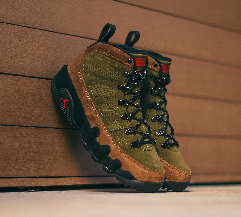 On Sale: Air Jordan 9 Retro Boot \