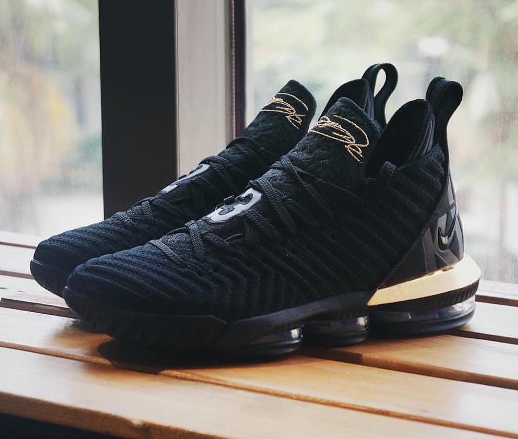Now Available: Nike LeBron 16 \