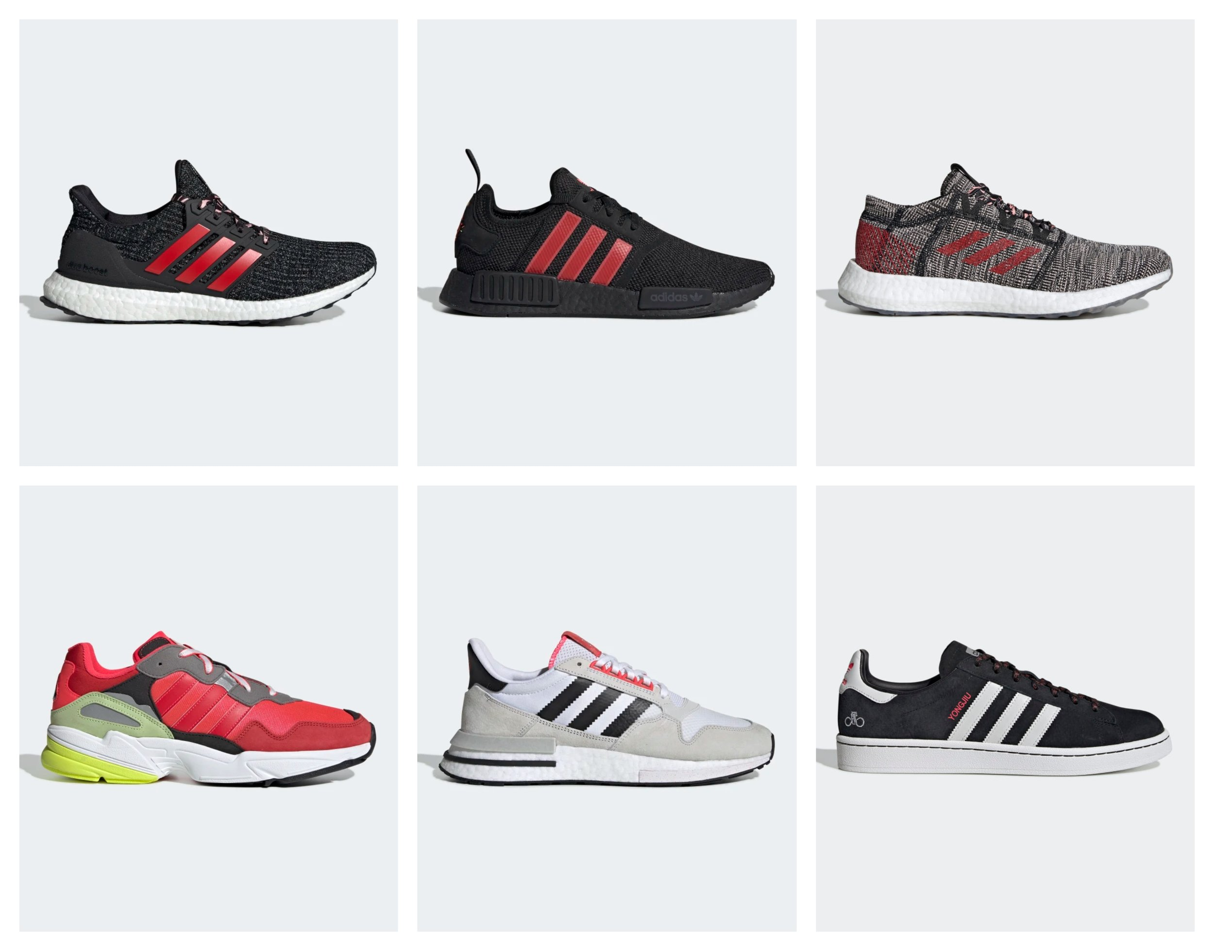 adidas BOOST Collection Sold for $7,000 USD | Sneakers Magazine