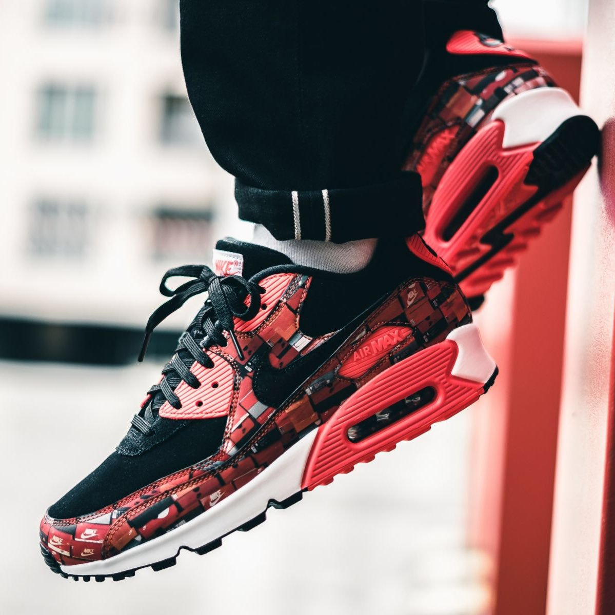 On Sale: atmos x Nike Air Max 90