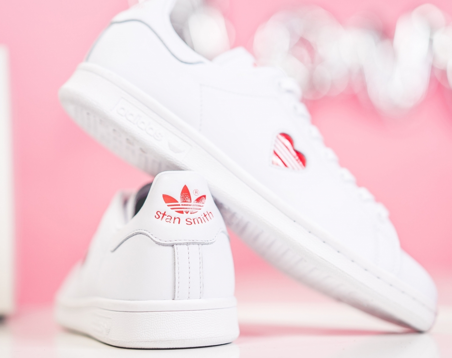 Now Available: adidas Stan Smith V-Day