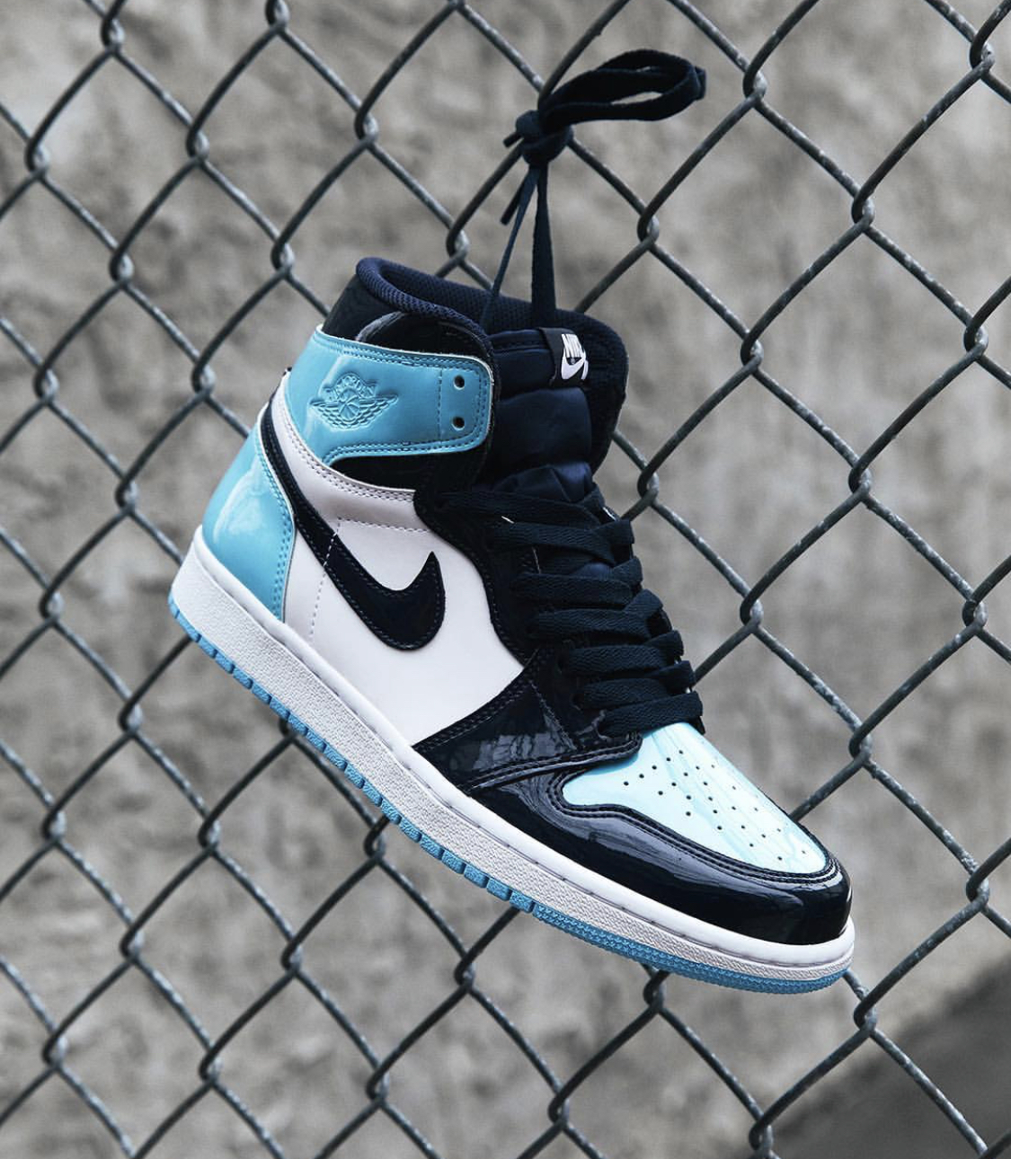 Restock Women S Air Jordan 1 High Retro Og Blue Chill Sneaker