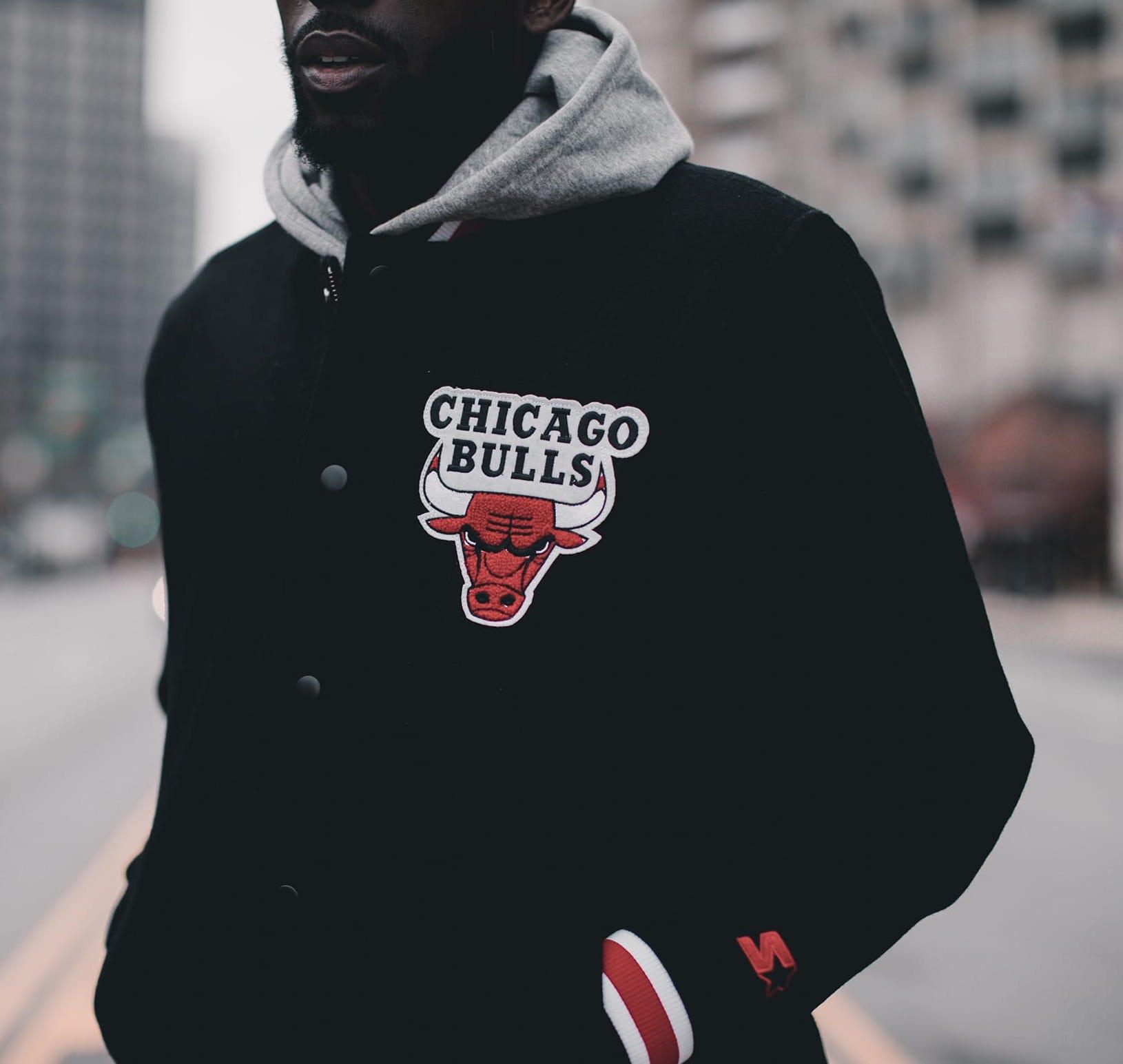 73c3f97ff1 On Sale: Starter NBA Chicago Bulls Varsity Jacket — Sneaker Shouts