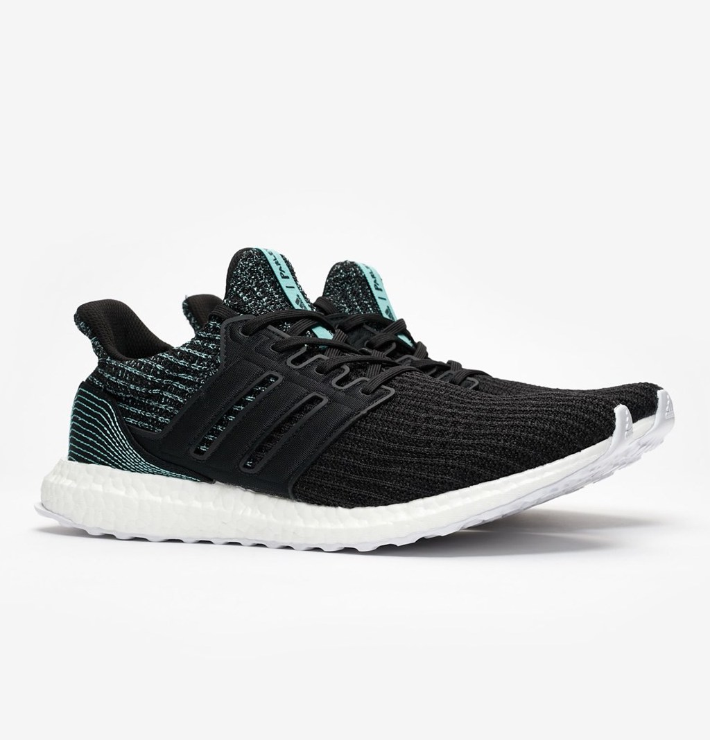 adidas ultra boost 4.0 parley core black