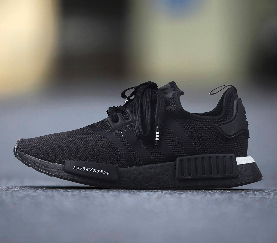 On Sale Adidas Nmd R1 Japan Triple Black Sneaker Shouts