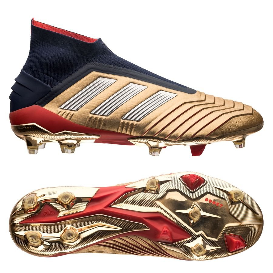 Now Available: Zidane x Beckham x adidas Predator 19+ FG ...