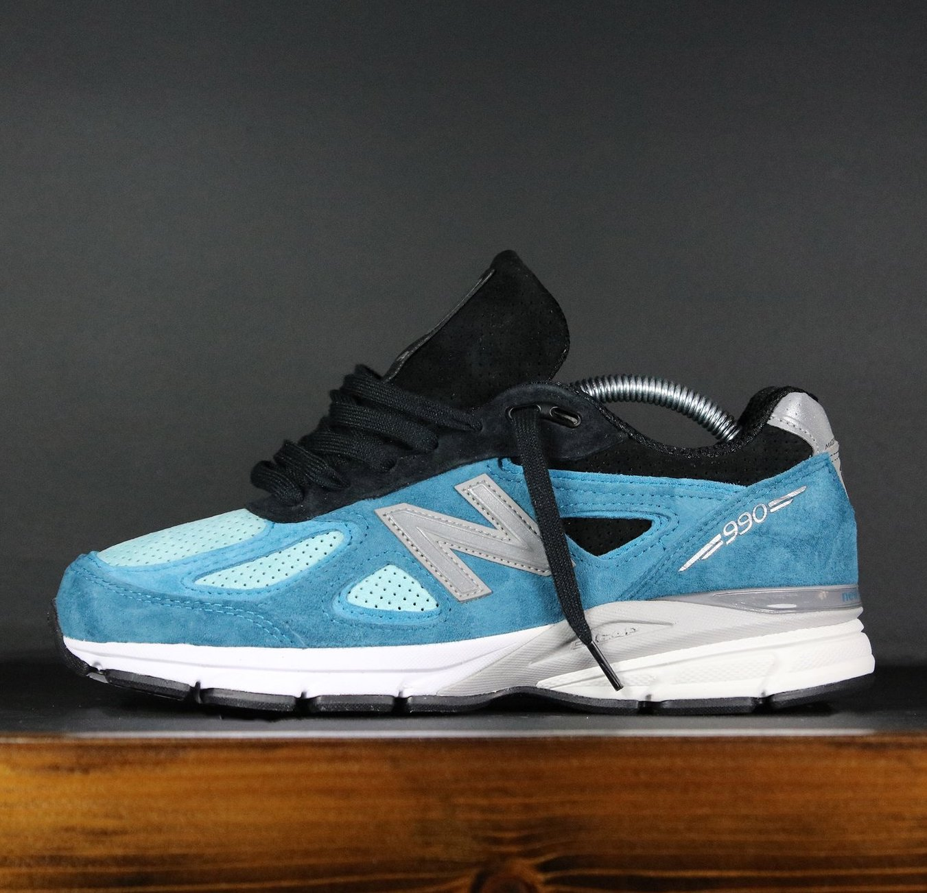 lowest price 16e95 ec387 On Sale: New Balance 990v4