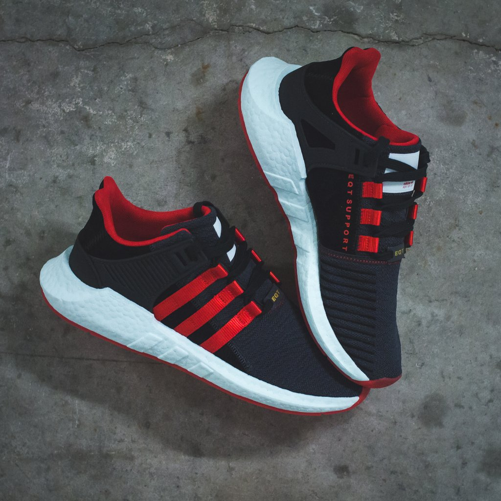 "size 40 471d6 023fc On Sale: adidas EQT Support 93/17 ""Yuanxiao"" — Sneaker Shouts"