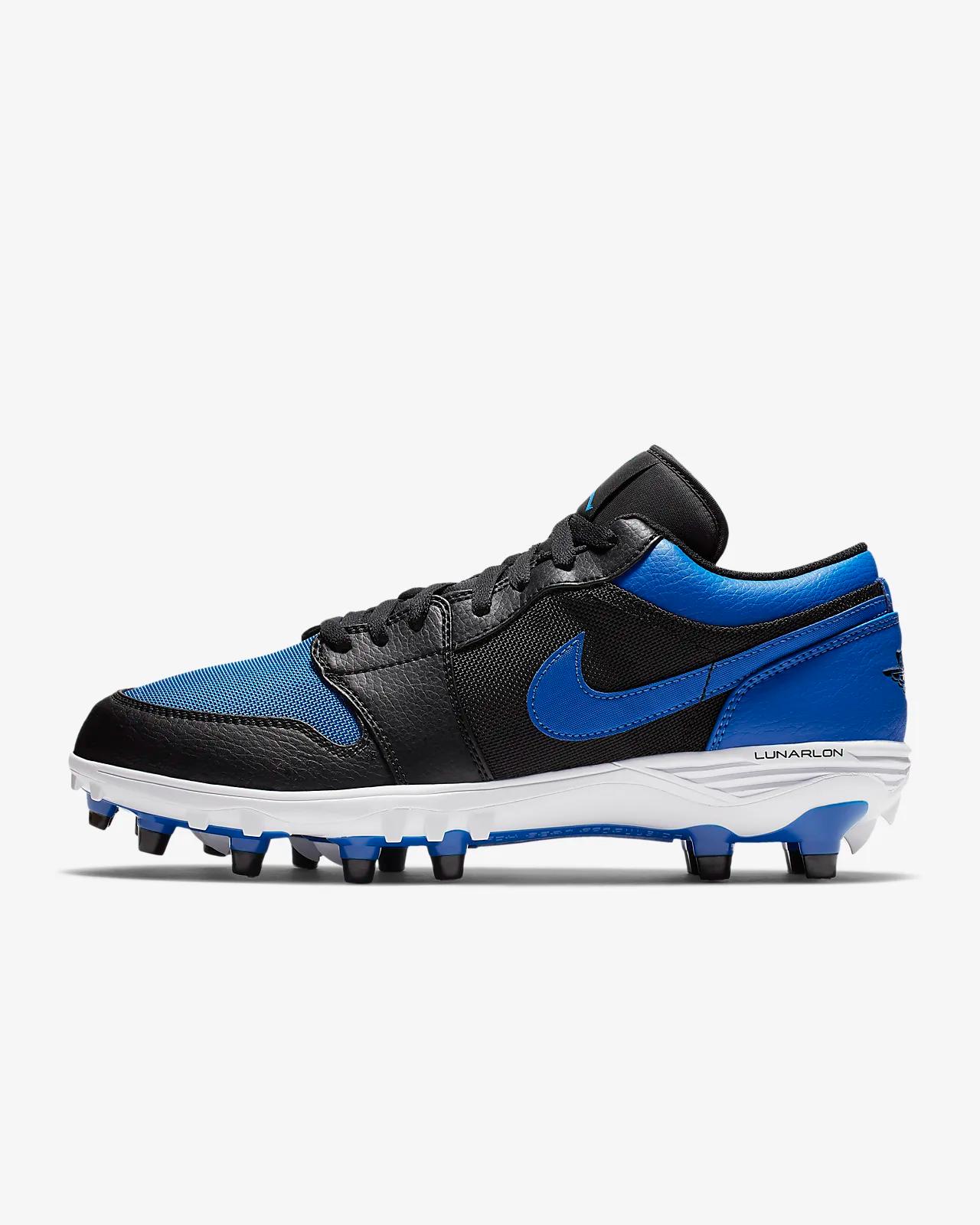 Air Jordan 1 Low Football Cleats