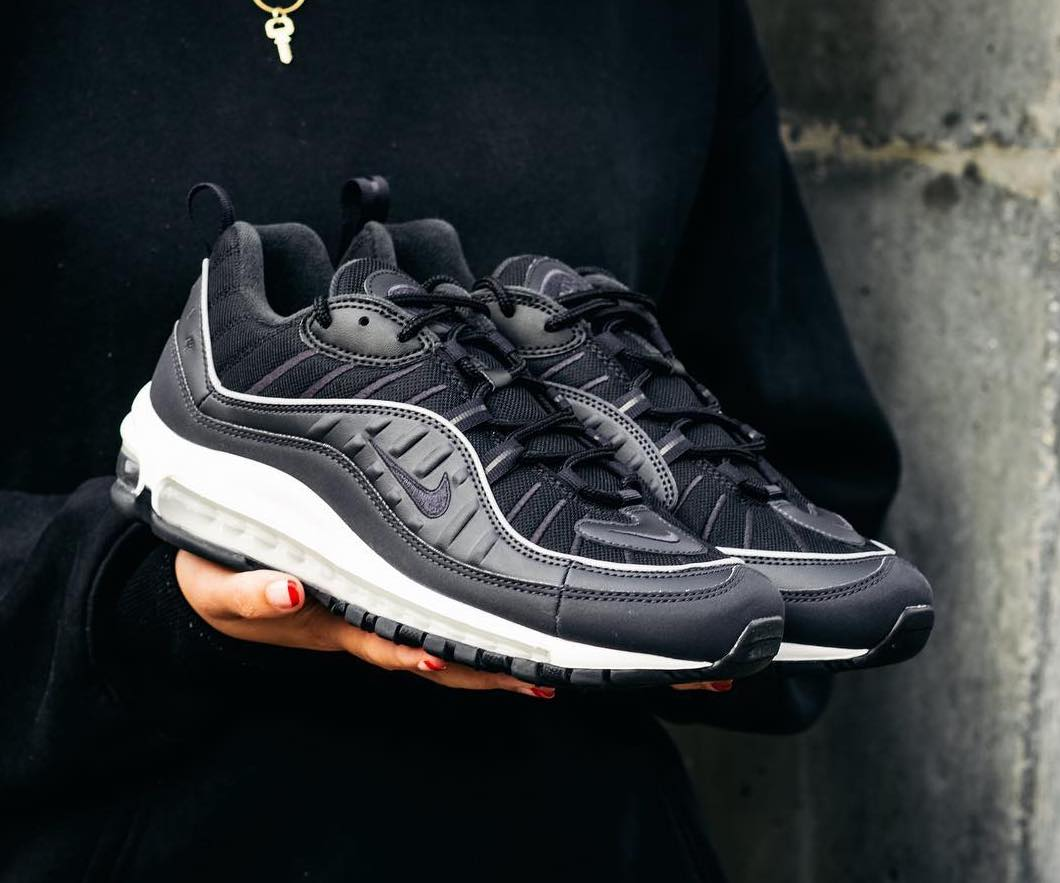 huge selection of 30256 2f10c On Sale: Nike Air Max 98