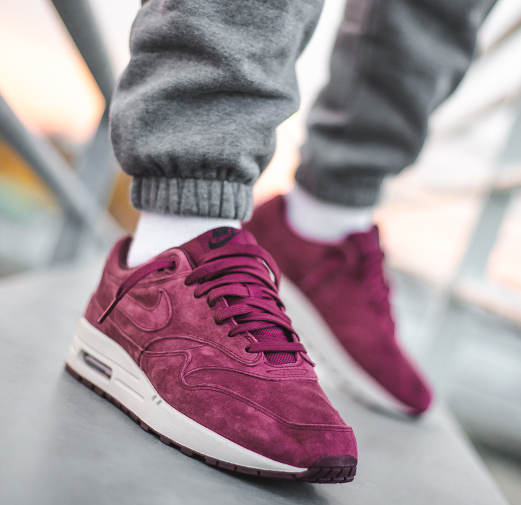 de8054537e On Sale: Nike Air Max 1 Premium