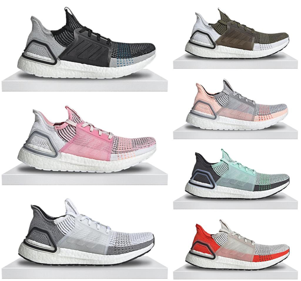 Now Available: adidas UltraBOOST 19 SS19 Colorways — Sneaker ...