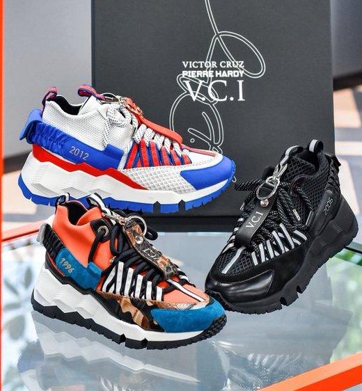 Victor Cruz x Pierre Hardy VC1 Runners