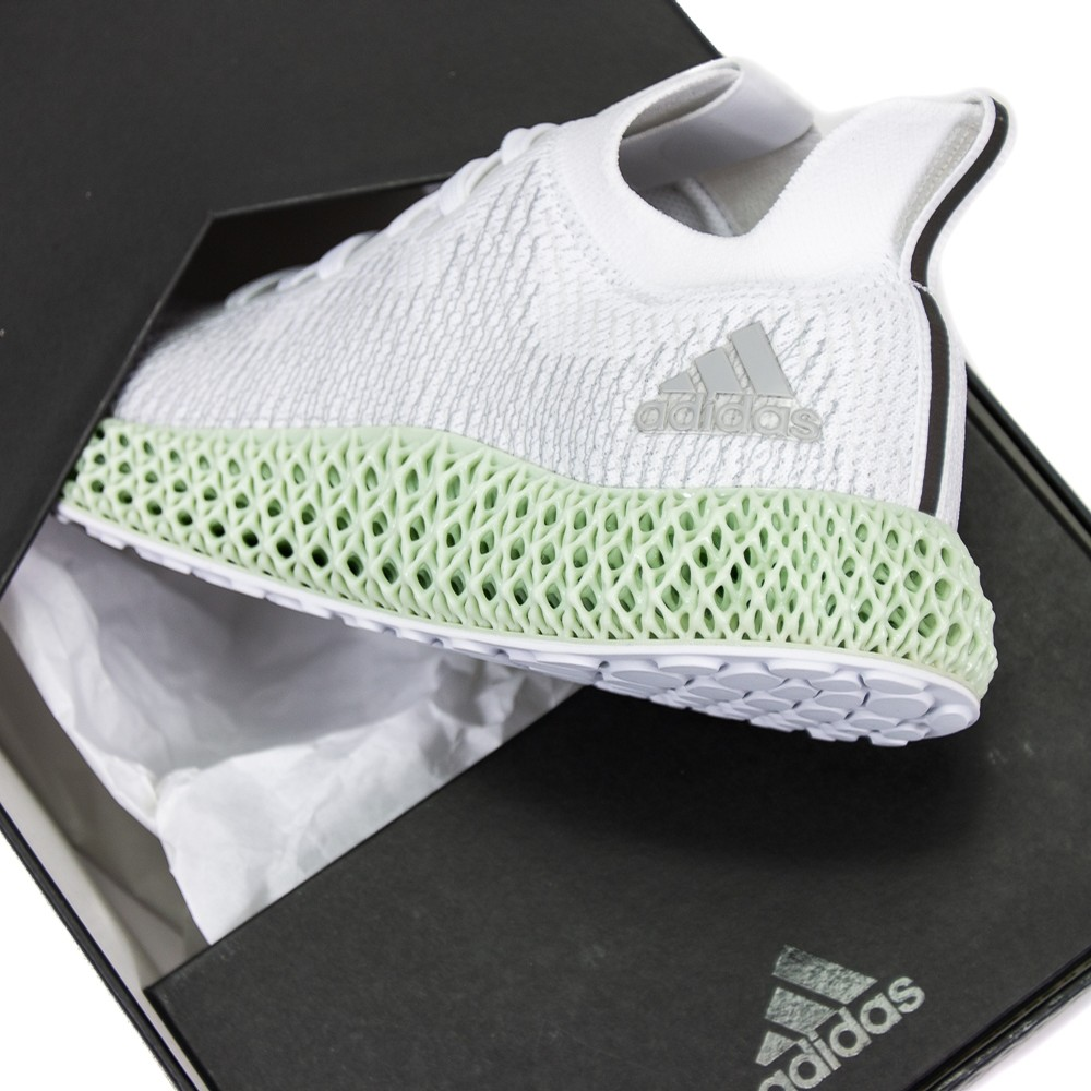 """adidas AlphaEdge 4D """"Cloud White"""": Sale Price: $154 (Retail $300)  – FREE SHIPPING  – use code:  – MARCH30 –  at checkout"""