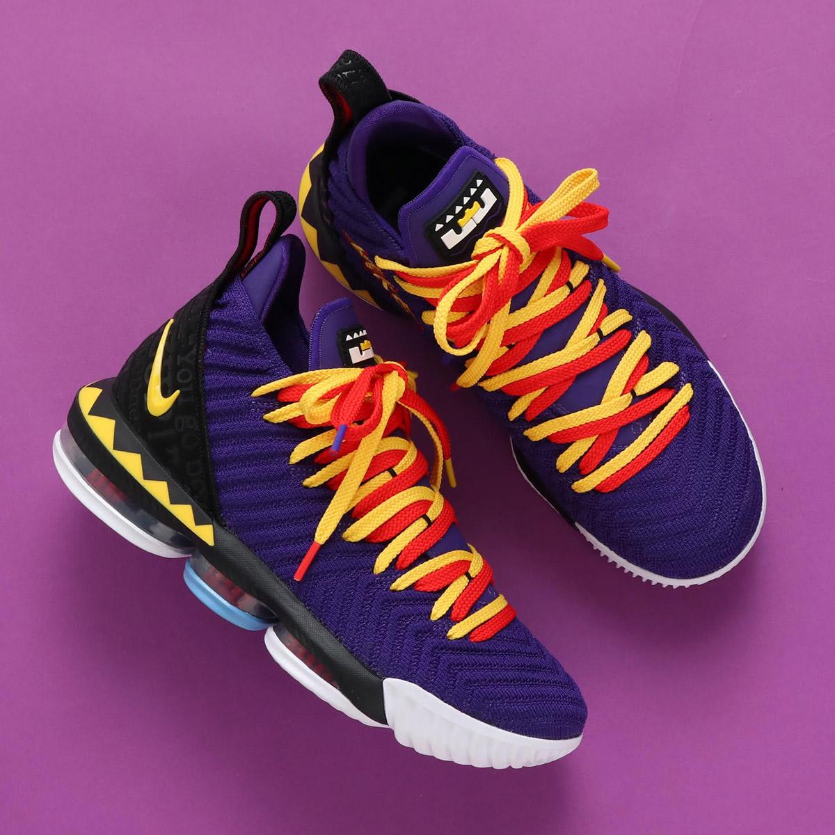 On Sale: Nike LeBron 16 \