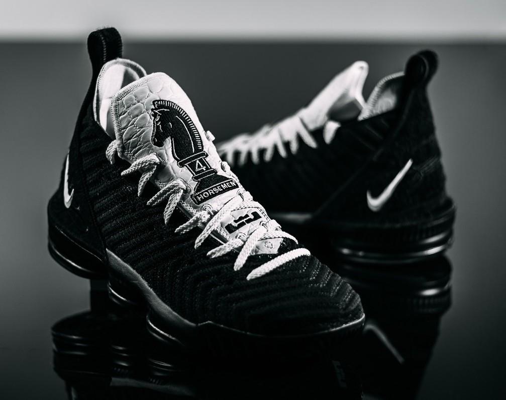 Nike LeBron 16 QS \