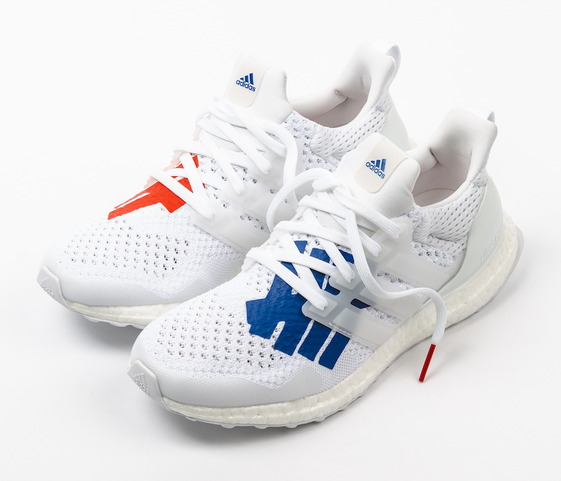 timeless design 6525c b1271 On Sale: Undefeated x adidas UltraBOOST 1.0