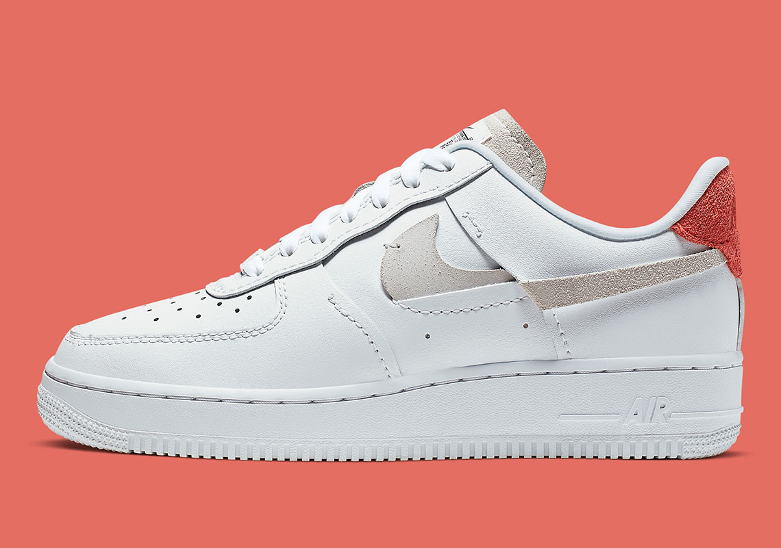Now Available: Nike Air Force 1 Low LX W