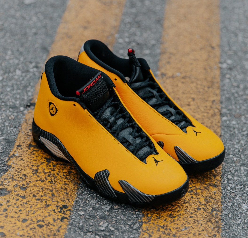 official photos 4be7c c8dcc On Sale: GS Air Jordan 14 Retro