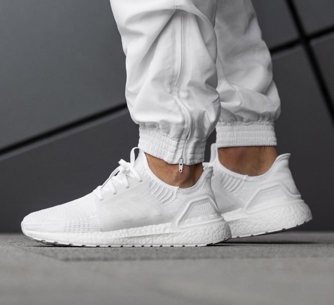 Adidas Ultra Boost Triple White For Sale