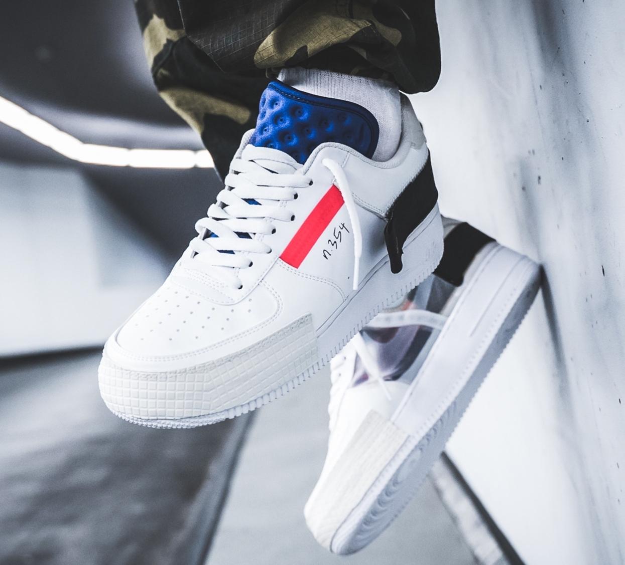 Restock: Nike Air Force 1 Low Type