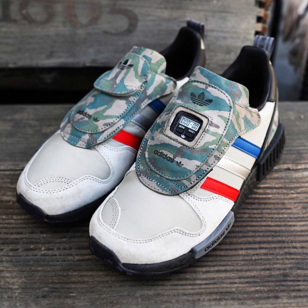 On Sale Adidas Micropacer X Nmd R1 Camo Sneaker Shouts