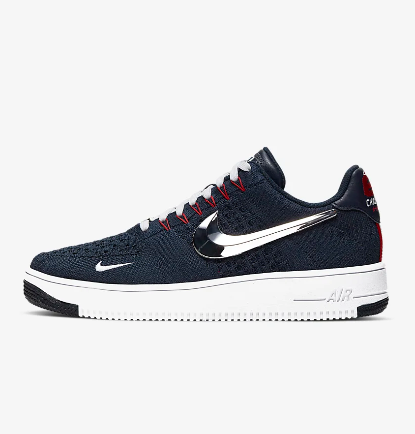 newest 68654 d34f3 Now Available: Patriots x Nike Air Force 1 Ultra Flyknit