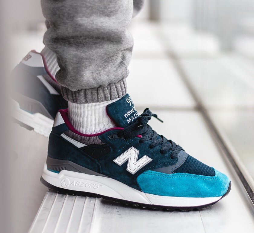 best service 84ea0 42c97 On Sale: New Balance 998