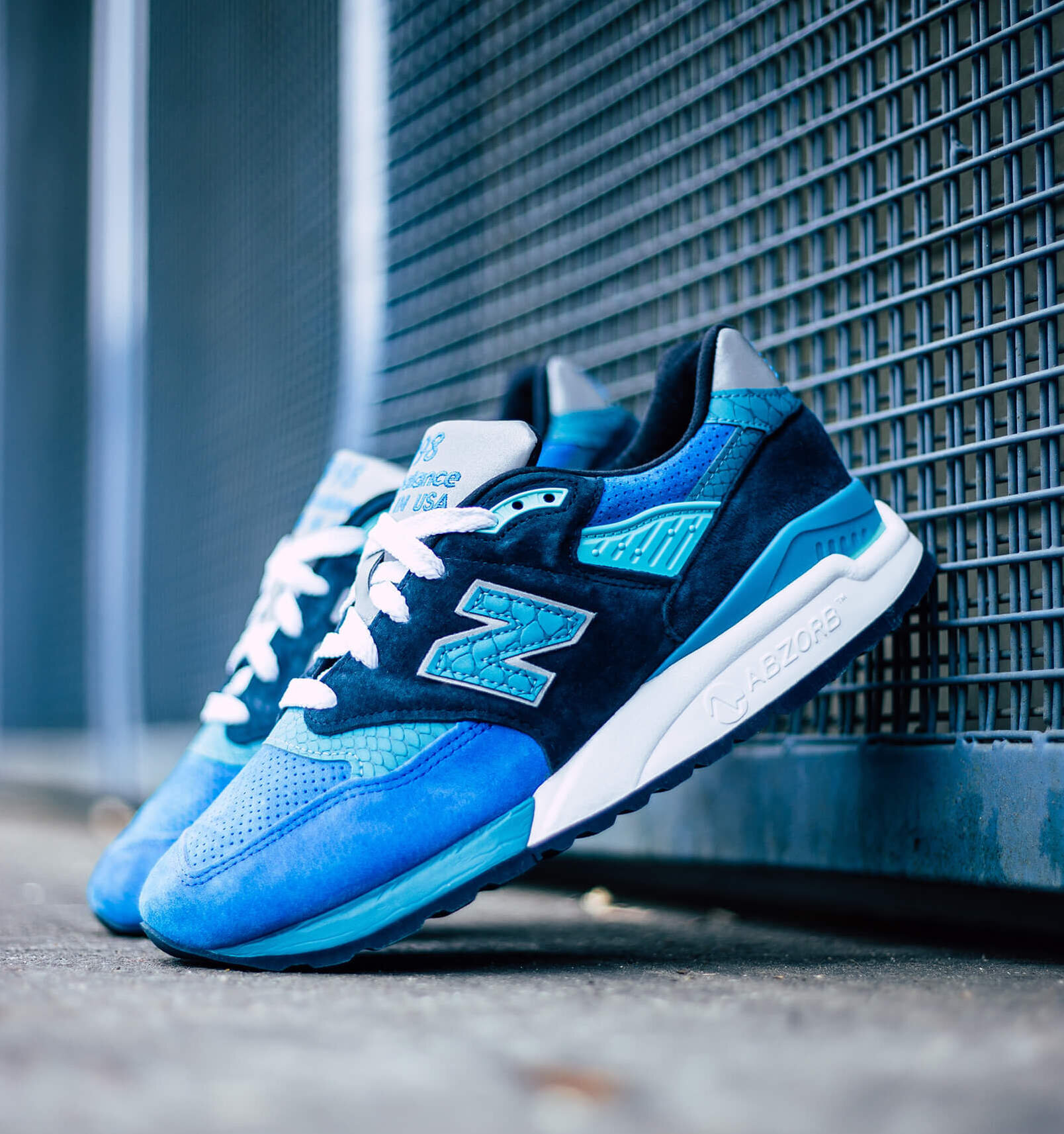 new style c3ebe 90d5d On Sale: New Balance 998