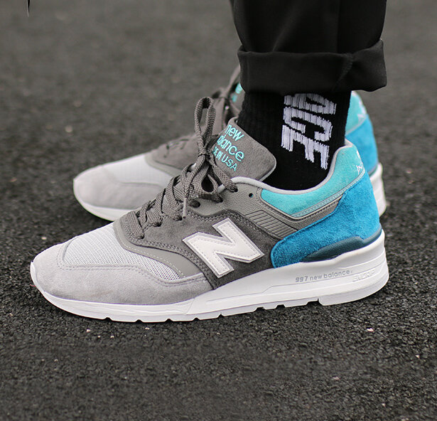 online store 4f7a3 a044c On Sale: New Balance 997